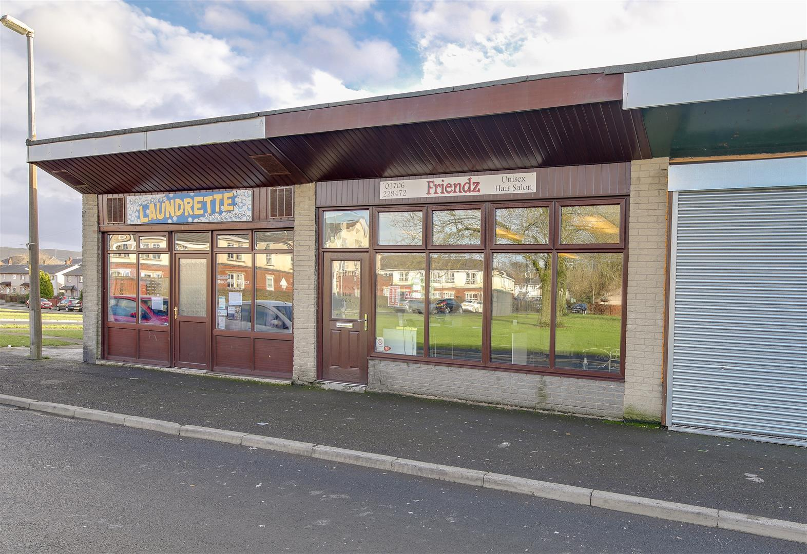Commercial Property for sale in Broadway Crescent, Haslingden, Rossendale